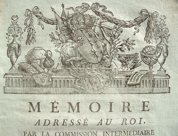 Supplique des Etats de Bretagne au roi..