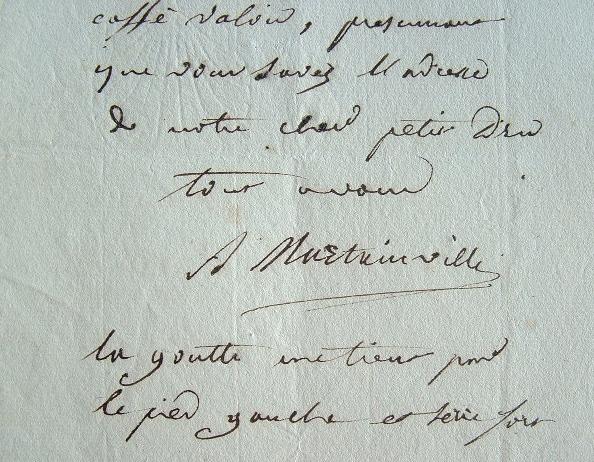 Martainville mécontent des typographes de son journal.. Alphonse Louis Dieudonné Martainville (1776-1830) Ecrivain et comédien, Muscadin, fondateur du ...