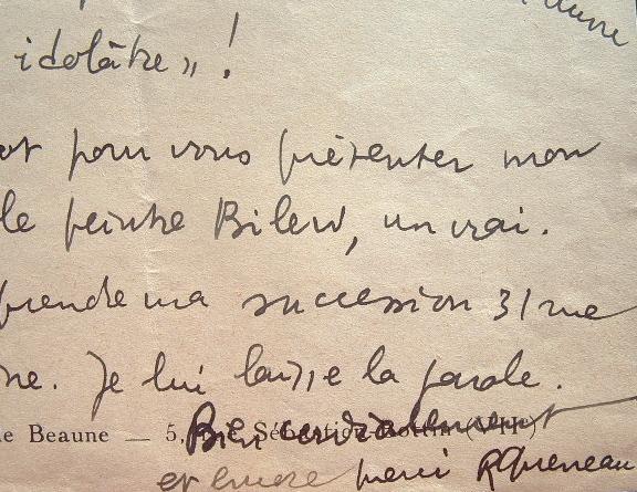"""Raymond Queneau présente le peintre Bilew.. Raymond Queneau (1903-1976) Auteur associé au mouvement surréaliste. Si le père de """"Zazie"""" est surtout ..."""
