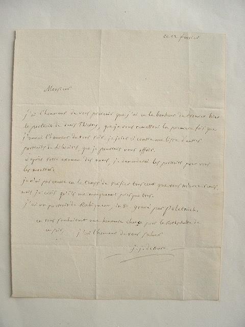 Guillaume François de Bure accablé.. Guillaume François Bure (de) (1731-1782) Libraire, auteur de la Bibliographie instructive.