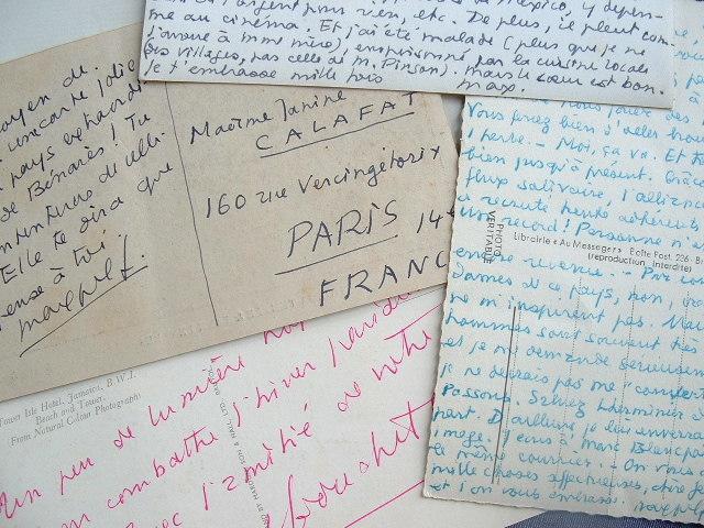 Max-Pol Fouchet, infatigable voyageur.. Max Pol Fouchet (1913-1980) Poète, romancier, ethnologue et voyageur.