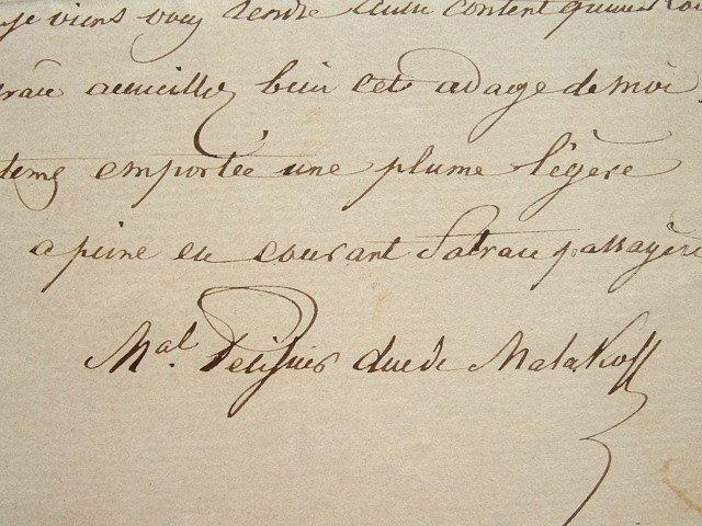 Le duc de Malakoff dévoile une autre facette de sa personnalité.. Aimable Jean Jacques Pélissier (duc de Malakoff) (1794-1864) Maréchal. Fait duc de ...
