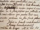 Fanny Beauharnais loue le poète Cubières.. Fanny Beauharnais (de) (1737-1813) Femme de lettres, épouse d'Eugène de Beauharnais, elle reçoit dans son ...