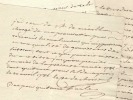 Examen d'un précieux manuscrit de marine aux armes de Colbert..