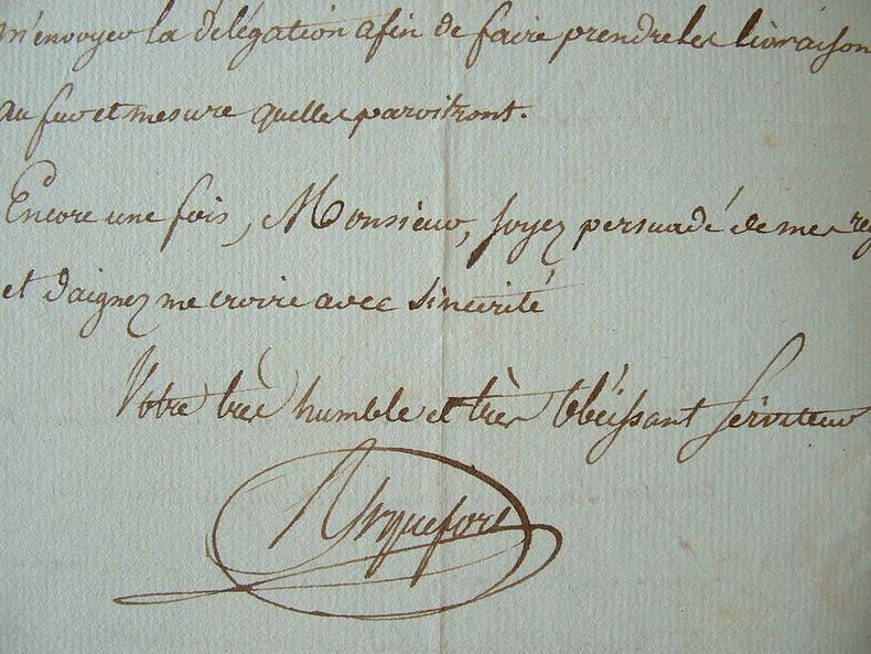 Jean-Baptiste-Bonaventure Roquefort réclame son Dictionnaire Biographique.. Jean Baptiste Bonaventure Roquefort (1777-1834) Linguiste et étymologiste.