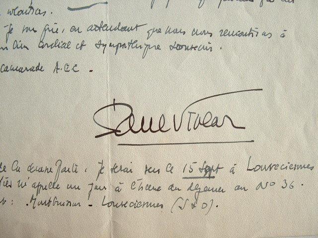 Les romans de Paul Vialar adaptés au cinéma.. Paul Vialar (1898-1996) Ecrivain, auteur dramatique et poète. Il signe de nombreux romans qui ont été ...