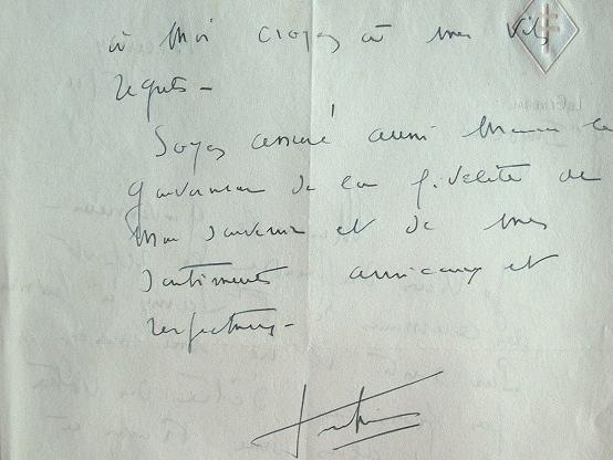 Le général Ingold renonce à une invitation au Tchad.. François Ingold (1894-1980) Il participe à la campagne du Tchad (1939), part pour le Niger ...