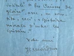 Mardrus, lecteur insomniaque de Pierre Louÿs.. Joseph Charles Mardrus (1868-1949) Orientaliste et médecin, bibliophile, ami de Pierre Louÿs.