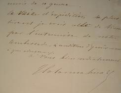 L'Albanie, pays des peaux de renard et des loutres.. Dominique Albert Edouard Tiburce Colonna-Ceccaldi (1833-1892) Diplomate, consul général d'Albanie ...