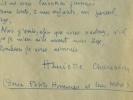 Henriette Charasson et les Deux petits hommes.. Henriette Charasson (1884-1972) Auteur d'inspiration chrétienne.