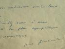 Marcel Jouhandeau et la suite de sa Ménagerie.. Marcel Jouhandeau (1888-1979) Ecrivain, auteur de Chaminadour.