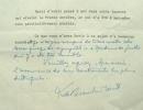 Le deuil de Xavier de Beaulaincourt après la mort de De Gaulle..