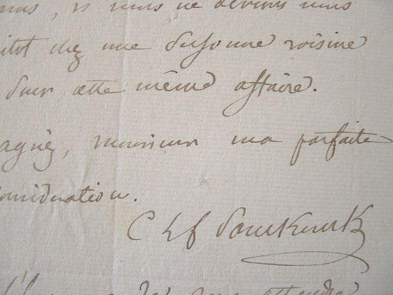 Panckoucke donne rendez-vous à Poiret.. Charles Louis Fleury Panckoucke (1780-1844) Editeur. Il se spécialise dans la Collection des auteurs latins, ...