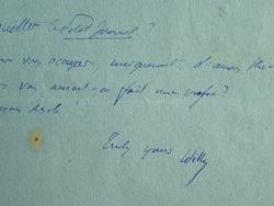 Willy désolé pour Louis Artus.. Henry Gauthier-Villars (Willy) (1859-1931) Écrivain français et mari de Colette. Il se bâtit en duel avec Erik Satie.