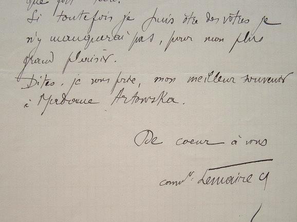Le commandant Lemaire retenu par une conférence.. Charles Lemaire (1863-1925) Officier belge, explorateur du Congo.