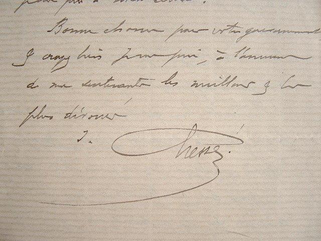 Le retour du commandant des Etablissements Français d'Océanie.. Isidore Chess? (1839-1912) Commandant des établissements français de l'Océanie, il ...