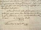 Une collection minéralogique pour la bibliothèque de Chambéry.. Joseph Aquin (d') (1732-1815) Médecin, thermaliste et naturaliste savoyard, il s'est ...