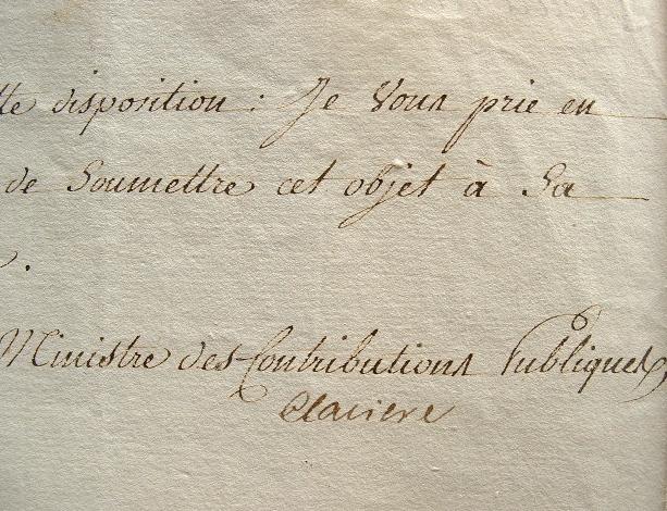 Les droits de douane d'Armantières en question.. Etienne Clavière (1735-1793) Nommé ministre des Contributions en 1792. Girondin, il est arrêté le 2 ...
