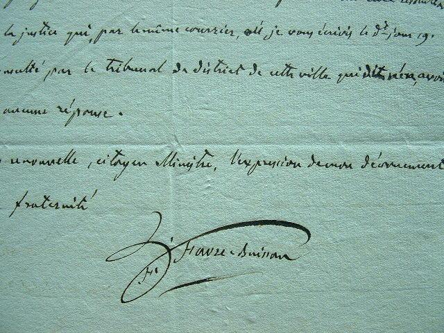 Favre-Bruisson défend les assignats à Chambéry.. Favre-Buisson (1764-1836) Député du Chablais à l'assemblée nationale des Allobroges, procureur ...