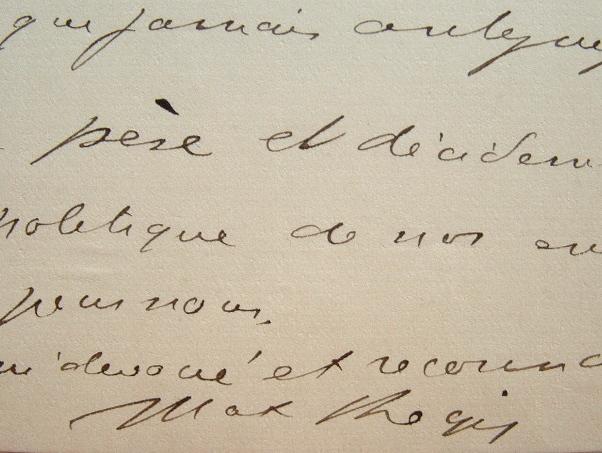 L'antisémite Max Régis veut fonder un nouveau journal.. Max (Massimiliano Milano dit) Régis (1873-1950) Homme politique antisémite, maire d'Alger ...