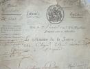 La saline de Munster sous séquestre.. André Joseph Abrial (1750-1828) Ministre de la Justice sous le Consulat, il est d'un des rédacteurs du Code ...