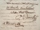 Le ténor Paul Barroilhet reconnaissant.. Paul Barroilhet (1810-1871) Ténor ; Donizetti et Rossini ont écrit plusieurs rôles pour lui.