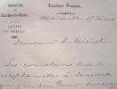 Le préfet face à l'insurrection communaliste de Marseille.. Paul Cosnier (1808-1871) Contre-amiral, préfet des Bouches-du-Rhône en 1871, il se suicide ...