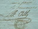 Le général Pille nomme un commissaire à l'armée des Alpes.. Louis Antoine Pille (1749-1828) Général de la Révolution (1793), commissaire de ...