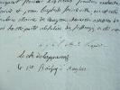 Lacépède, Cochon et Boissy d'Anglas prennent une décision commune.. Charles Cochon de Lapparent (1750-1825) Conventionnel, membre du Comité de salut ...