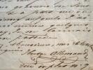 Hector Allemand devancé par la reproduction.. Hector Allemand (1809-1886) Peintre paysagiste. Propriétaire d'une importante maison de fils et lacets, ...