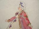 Portrait de Léontine dans Cendrillon..