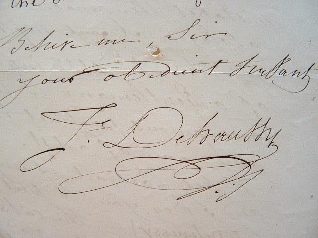 Jules Dehaussy exige des corrections.. Jules Dehaussy (1812-1891) Portraitiste et peintre d'histoire.