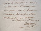 Arnaud de Laporte fait aménager le vaisseau l'Orient.. Arnaud de Laporte (1737-1792) Intendant général et ministre de la Marine. Resté fidèle à Louis ...