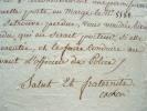 Le ministre de la Police, Cochon, veille au grain.. Charles Cochon de Lapparent (1750-1825) Conventionnel, membre du Comité de salut public, ministre ...