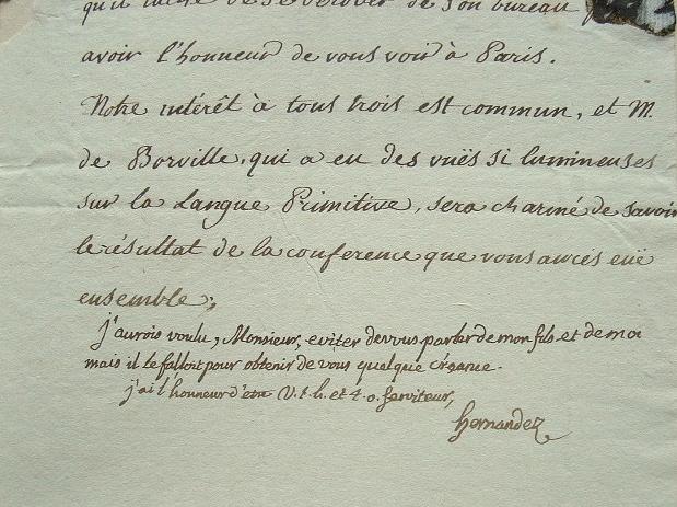 Philippe Hernandez, interprète du roi, dresse son bilan.. Philippe Hernandez (1724-1787) Interprète du roi, traducteur, l'un des collaborateurs du ...