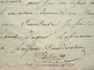 Le numismate Tochon découvre une traduction en patois savoyard.. Joseph François Tochon (1772-1820) Numismate, membre de l'Académie des inscriptions.