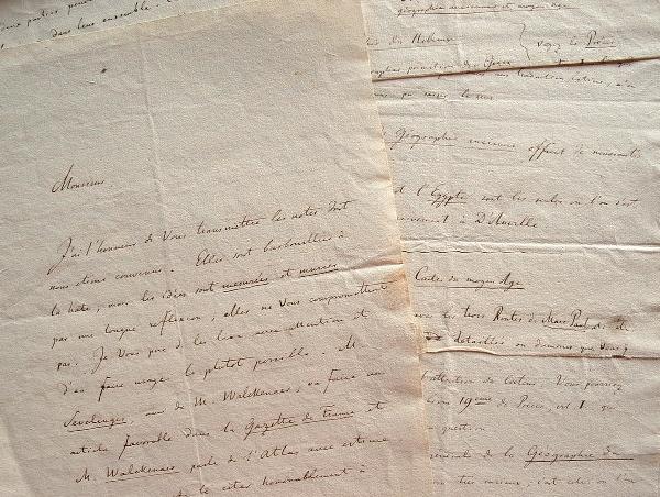 Conrad Malte-Brun réédite son Précis de géographie.. Conrad Malte-Brun (1775-1826) Géographe, fondateur de la Société de géographie.