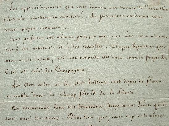 Cerutti veut étouffer la contre-révolution.. Joachim Cérutti (1738-1792) Jésuite, membre de l'Assemblée législative (1791), auteur d'un Mémoire pour ...