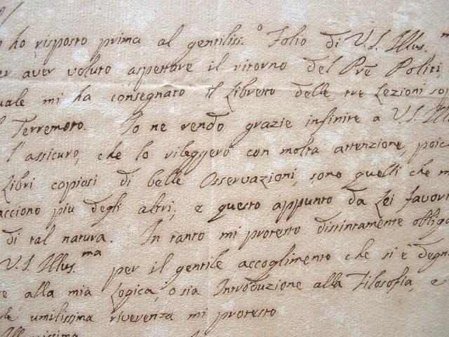Le physicien italien Fromond publie son dernier ouvrage.. Giovanni Claudio Fromond (1703-1765) Physicien italien, professeur de logique et de ...