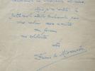 La vénération de Francis de Miomandre pour Jules Laforgue.. Francis de Miomandre (1880-1959) Écrivain français, prix Goncourt en1908.