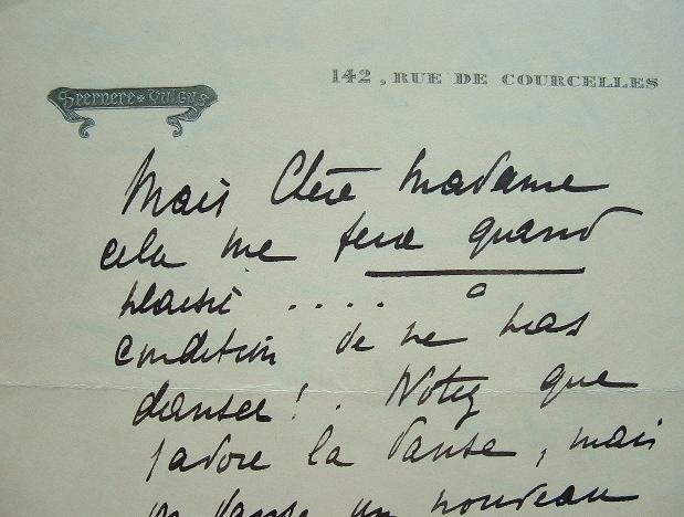 Francis de Croisset, un mondain réticent face aux nouvelles danses.. Francis Croisset (de) (1877-1937) Auteur dramatique et romancier ; élégant, ...