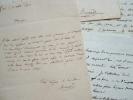 Correspondance entre deux orientalistes, Reinaud et Agoub.. Joseph Toussaint Reinaud (1795-1865) Orientaliste, professeur d'arabe, membre de ...