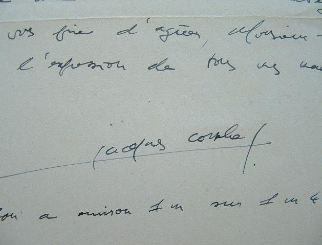 Un tableau de Simon Vouet conservé chez Jacques Combe.. Jacques Combe (0-1993) Critique et historien d'art.
