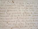Claude Du Puy, jurisconsulte d'Henri IV, reçoit une rente.. Claude Du Puy (1545-1594) Jurisconsulte et érudit, l'un des plus éminents du règne d'Henri ...