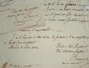 L'avocat Bonnet veut assister à la cérémonie.. Louis Ferdinand Bonnet (1760-1839) Avocat et député, défenseur de Beaumarchais et du général Moreau.