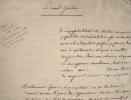 La charte de 1830 en question..