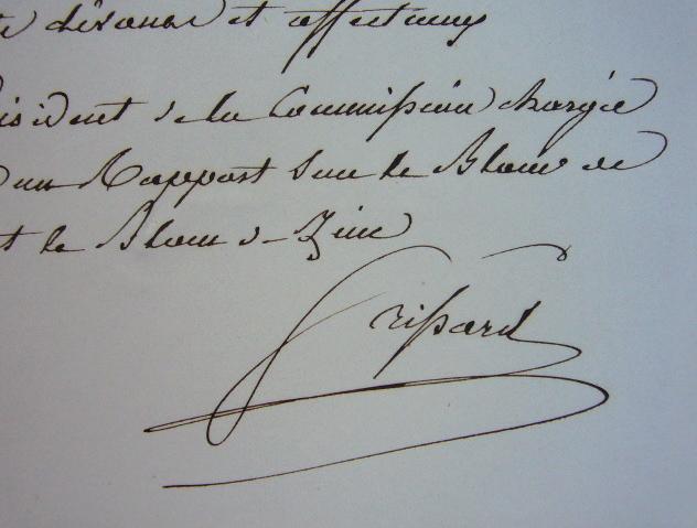 Frissard préside une commission sur les maladies métalliques.. Pierre François Frissard (1787-1854) Ingénieur des Ponts et chaussées, il a réalisé de ...
