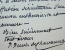 Puvis de Chavannes bien entouré.. Pierre Puvis de Chavannes (1823-1898) Peintre. Nommé président de la Société Nationale des Beaux Arts, Pierre Puvis ...