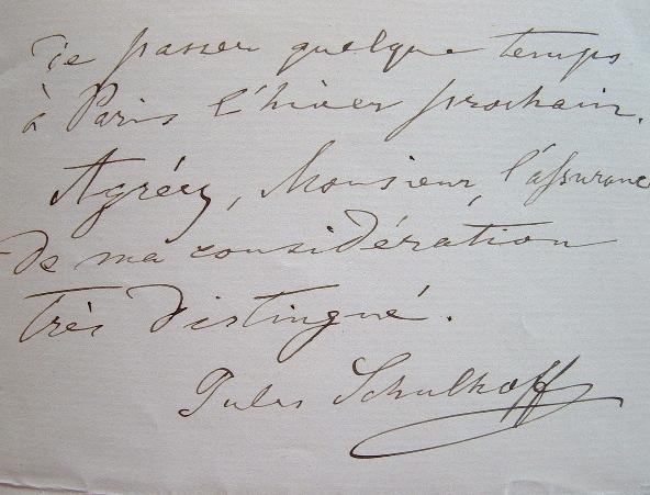 Le compositeur tchèque Julius Schulhoff recense ses oeuvres.. Julius Schulhoff (1825-1898) Pianiste, pédagogue et compositeur tchèque, il donne ses ...