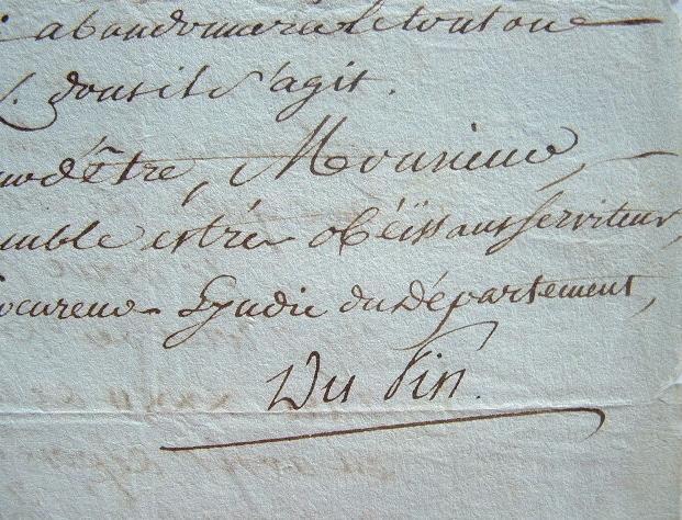 Charles André Dupin, magistrat pointilleux.. Charles André Dupin (1758-1843) Jurisconsulte et magistrat nivernais, député à l'Ass. législative et au ...
